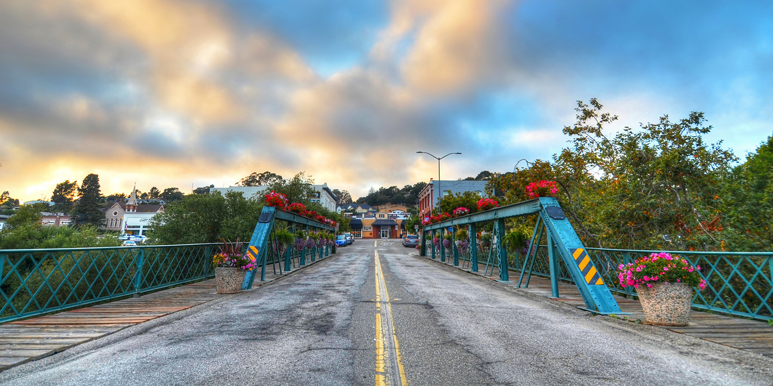 Bridge in Orcutt